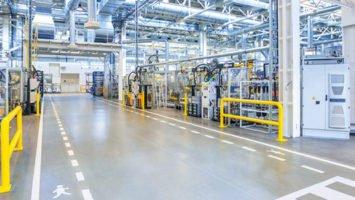 Anlage und maschinenbau